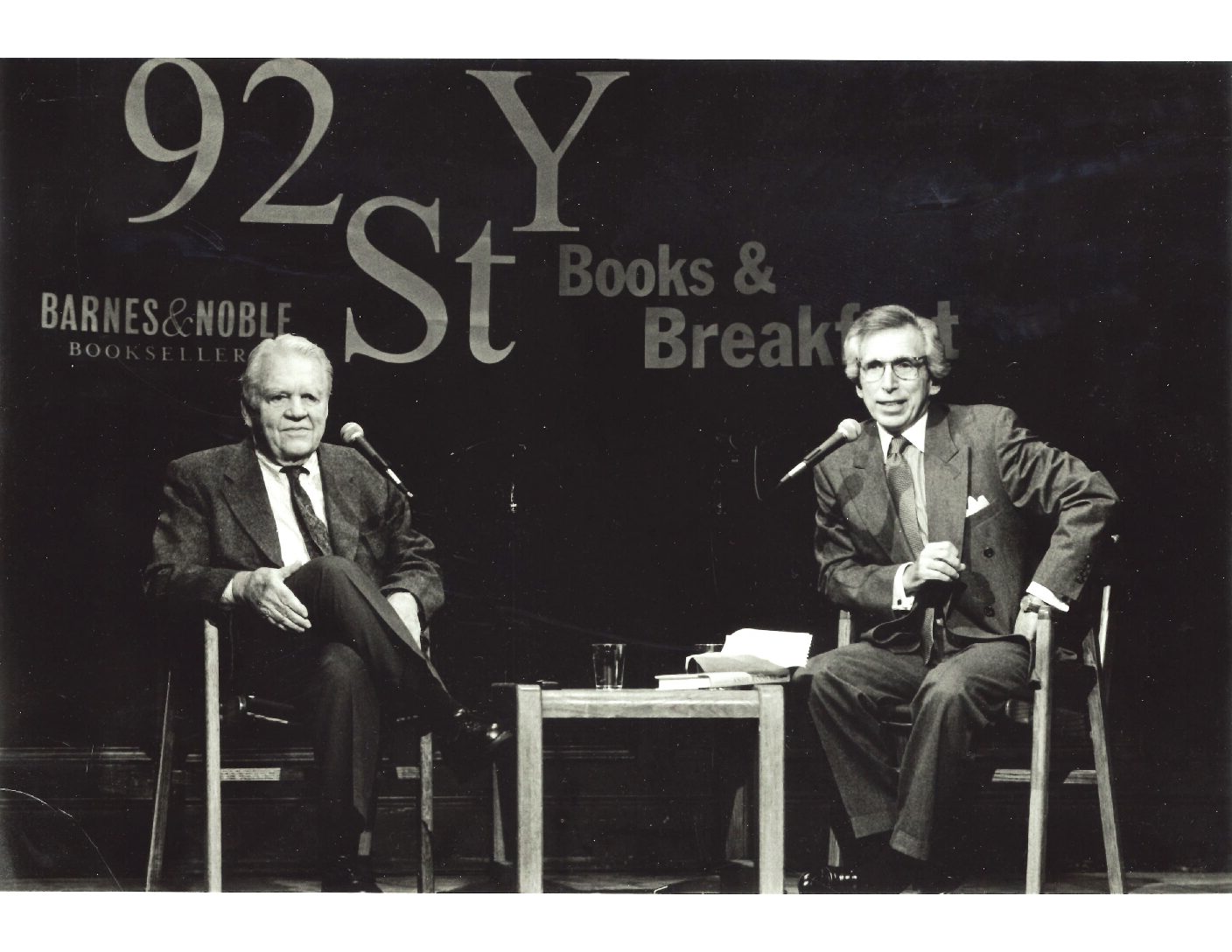 """Andy Rooney and his """"editor"""""""