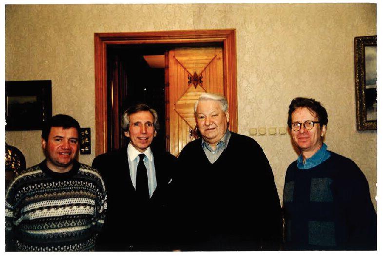 Yeltsin's Dacha