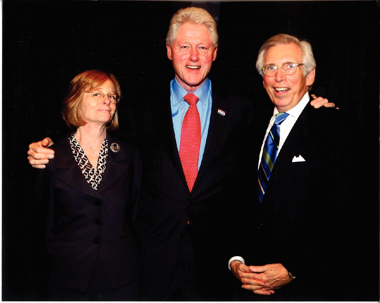 Suze is dubious about Bill Clinton